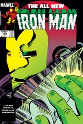Iron Man #179 