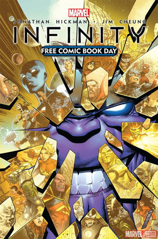 Free Comic Book Day: Infinity