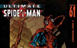 Ultimate Spider-Man (2000) #61