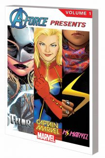 A-Force Presents Vol. 1 (Trade Paperback)