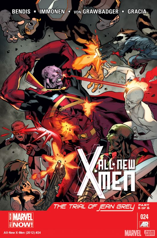 All-New X-Men : Marvel Now Tome 24