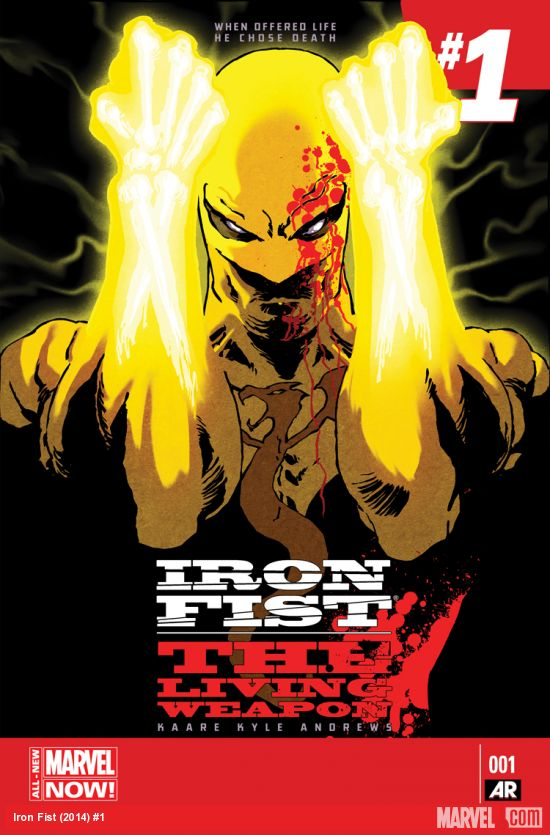 All-New Marvel Now Iron Fist - The Living Weapon Tomes 5 - 6 (2014)